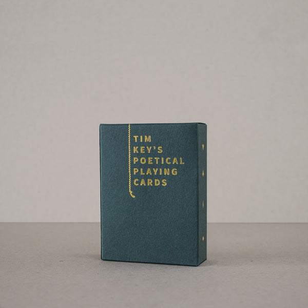 Poetical Playing Cards