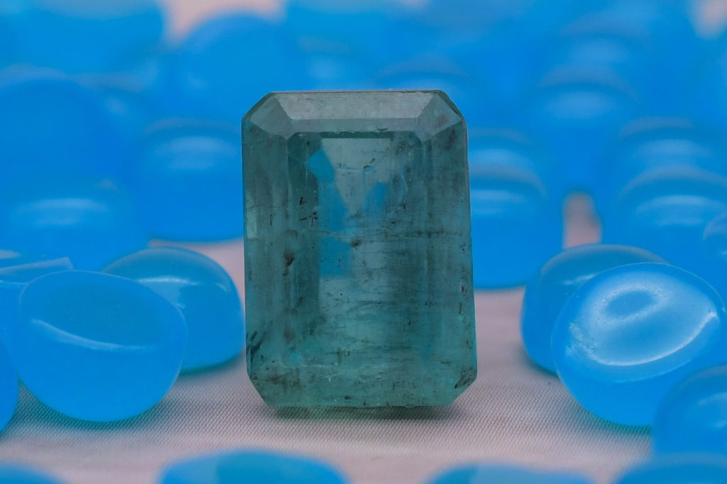 Original 4.69 Ct Emerald