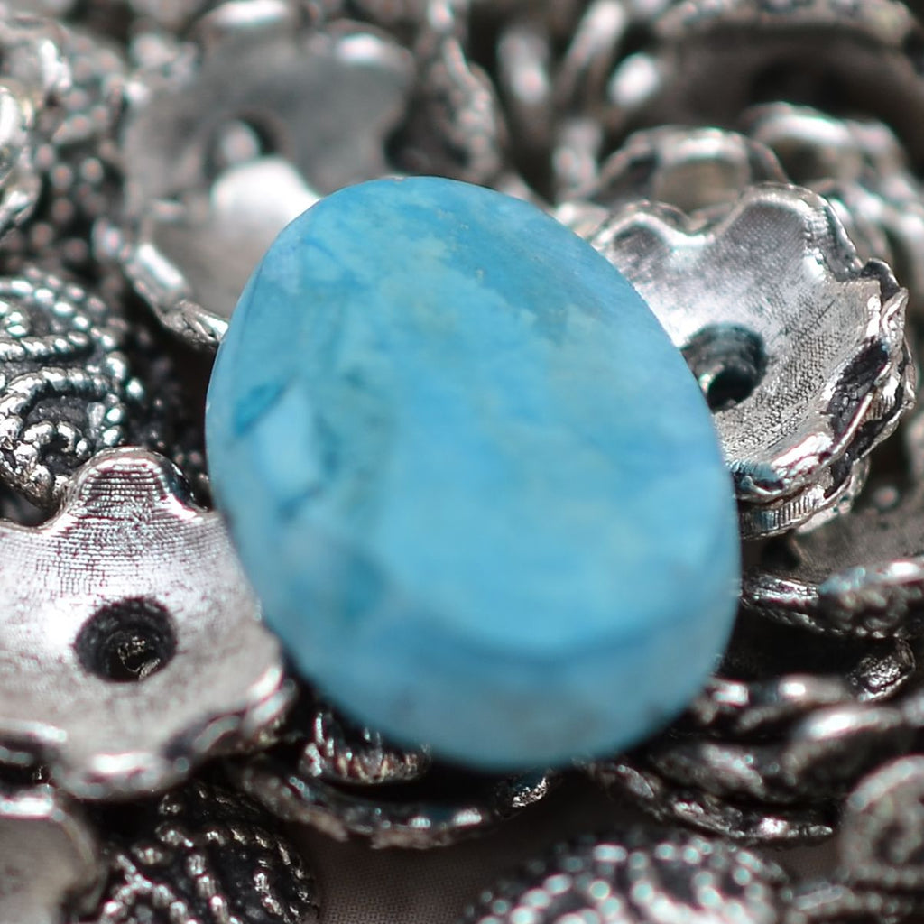 Natural Certified Best Quality Turquoise Firoza Loose Gemstone