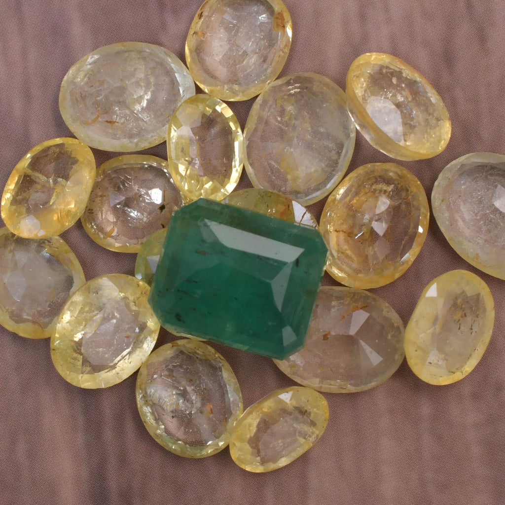 11.11 Ct Natural Emerald Gemstone
