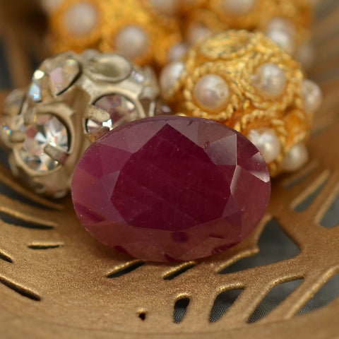 Image of Burma Mines Natural Ruby Gemstone