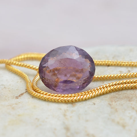 Image of Natural  Top Quality Brazilian Amethyst Gemstone