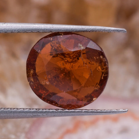 Image of Genuine Lab Certified Gomed  Loose Original Gemstone From SriLanka