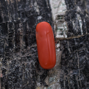 100% Original 5.85 Ct Red Coral