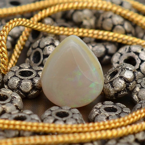 2.50 Ct Earth Mined Opal Gemstone Certified