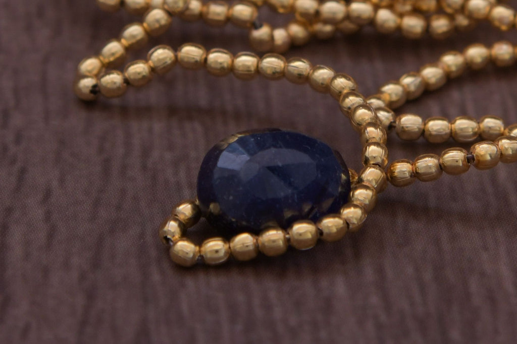 Real Certified Neelam Gemstone
