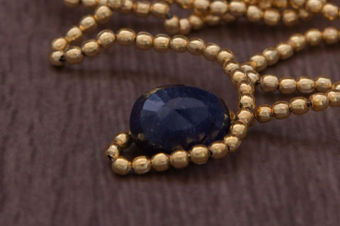 Image of Real Certified Neelam Gemstone