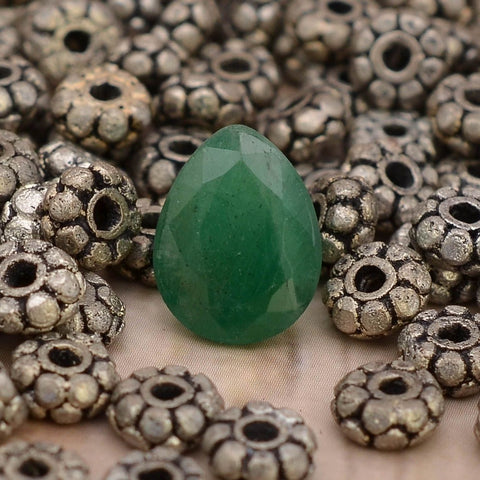 Image of Best Quality  Natural Certified  Emerald Gemstone