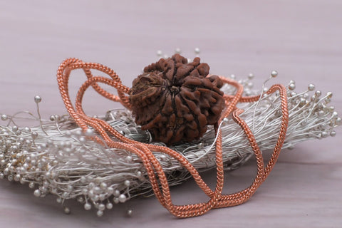 Image of Original Nine Mukhi Rudraksha
