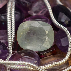 Faceted Certified Pitambri Neelam Gemstone