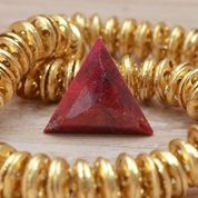 Natural Certified Indian Ruby Gemstone