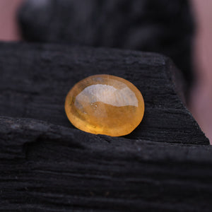 8.50 Ct Natural Yellow Sapphire Gemstone