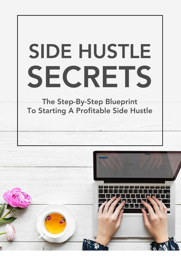 Side Hustle Secrets - Guiders