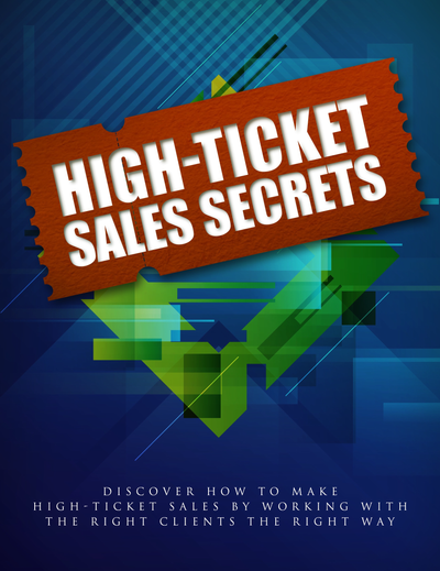 High Ticket Sales Secrets - Guiders