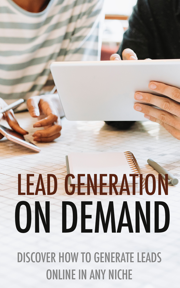 Lead Generation On Demand - Guiders