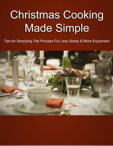 Christmas Cooking Made Simple - Guiders