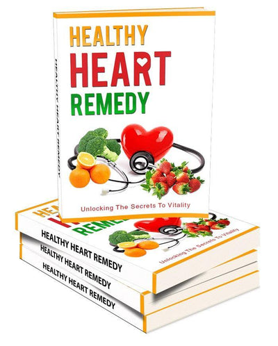 Healthy Heart Remedy - Guiders