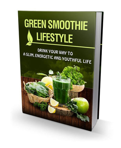 Green Smoothie Lifestyle - Guiders