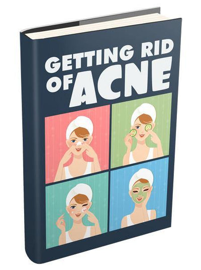 Getting Rid Of Acne - Guiders