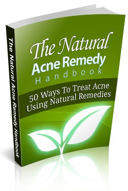Natural Acne Remedy Handbook - Guiders