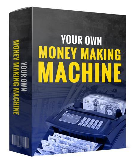 Your Own Money Making Machine - Guiders