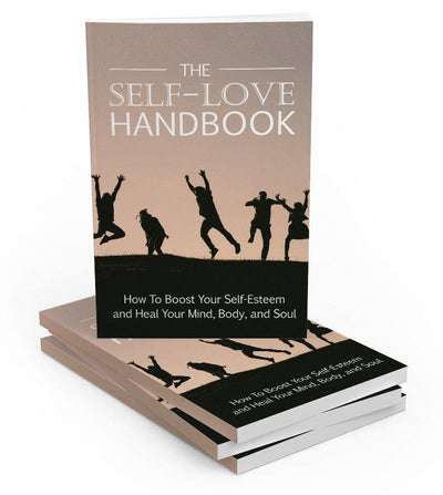 The Self-Love Handbook - Guiders