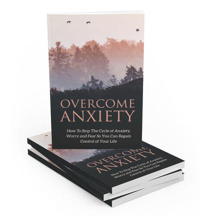 Overcome Anxiety - Guiders