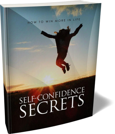 Self Confidence Secrets - Guiders