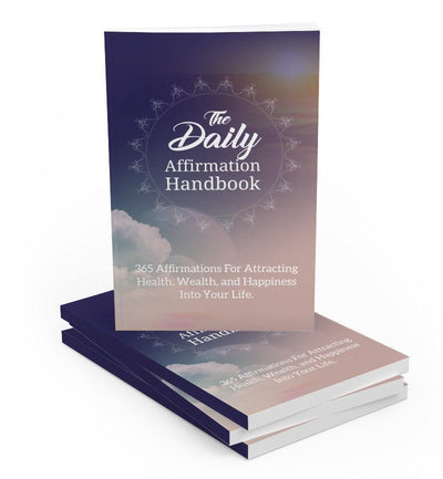 The Daily Affirmation Handbook - Guiders
