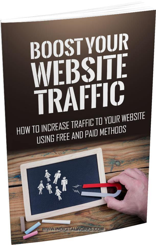 Boost Your Website Traffic - Guiders