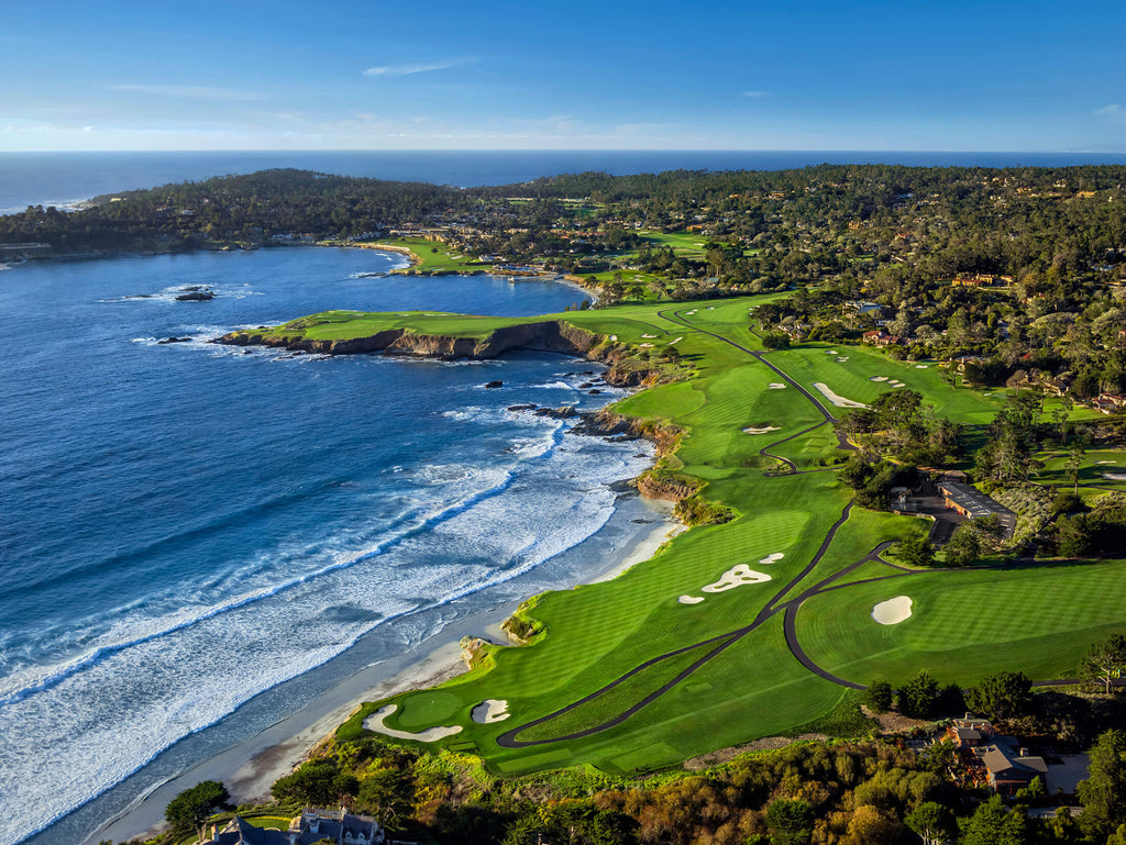 Where else to play when you have to play Pebble Beach