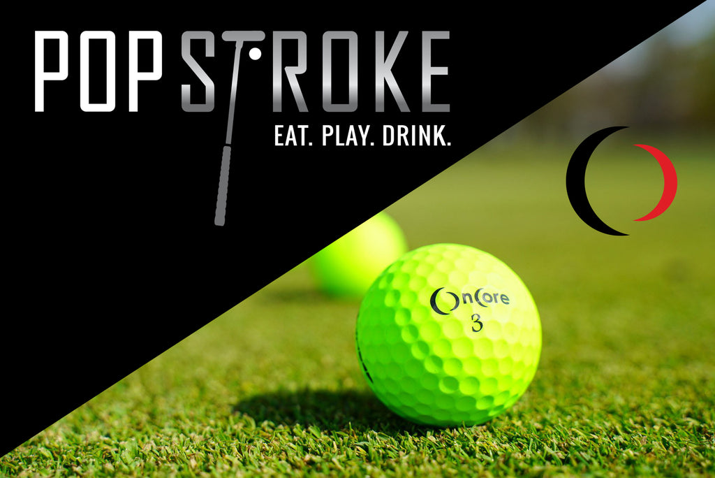 OnCore Golf Announces Partnership with PopStroke