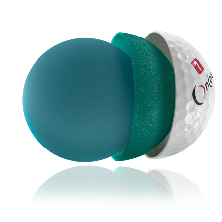 ELIXR golf ball