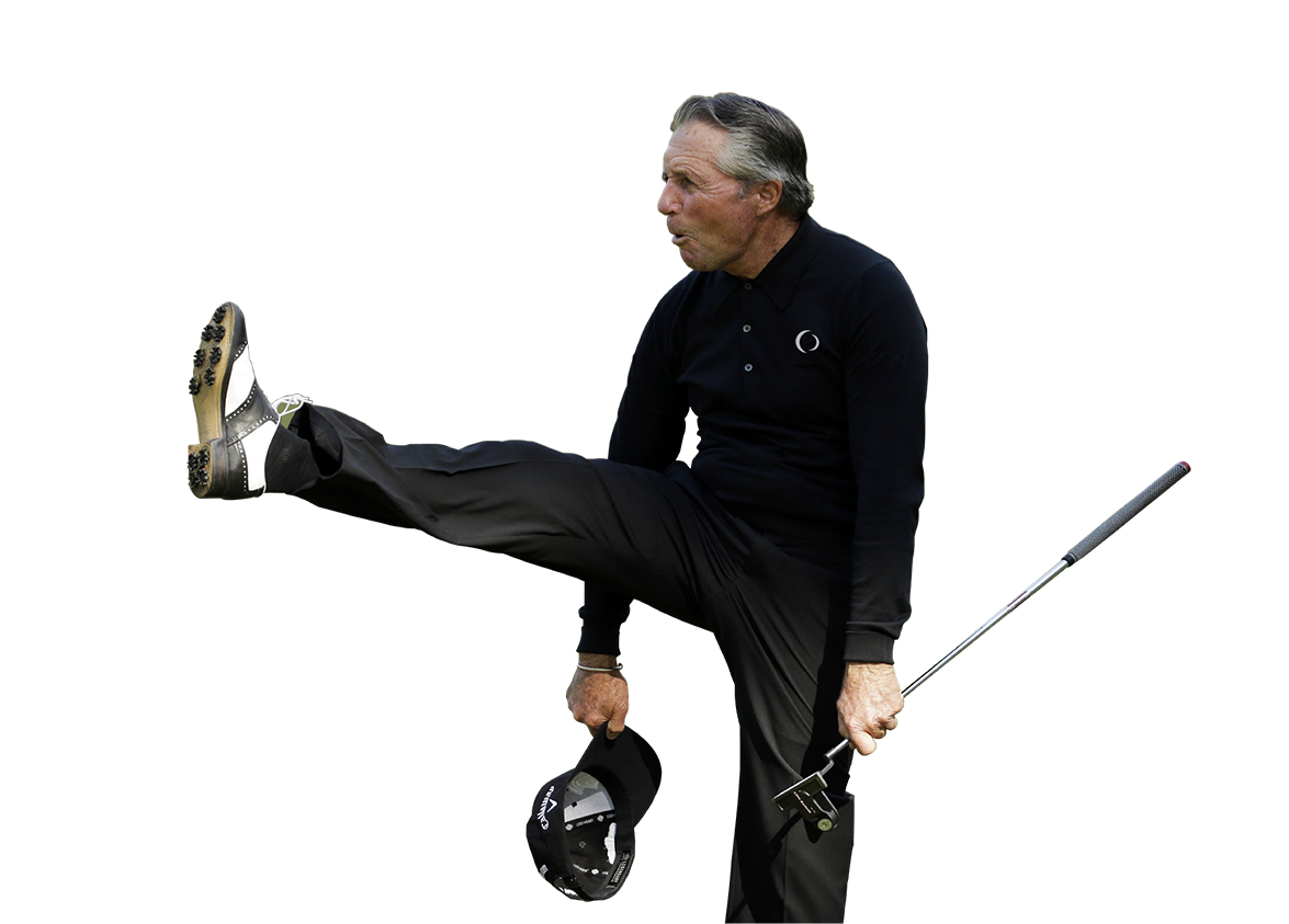 Gary Player For OnCore Golf