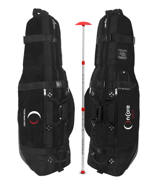 Custom OnCore Last Bag Large Pro w/ Stiff Arm (Black)