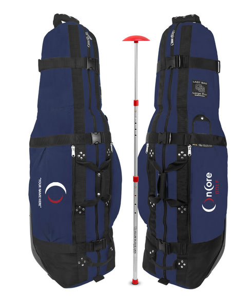 Custom OnCore Last Bag Large Pro w/ Stiff Arm (Navy)