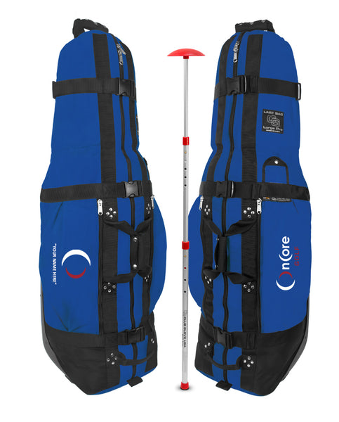 Custom OnCore Last Bag Large Pro w/ Stiff Arm (Royal Blue)