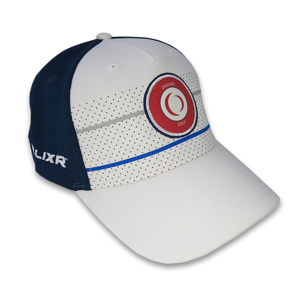 OnCore Performance Logo Hat - Blue/White
