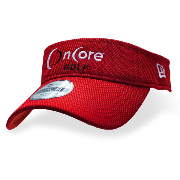 Knit Emblem Performance Visors