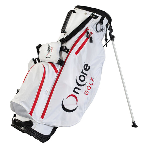 OnCore Golf Bag (White)