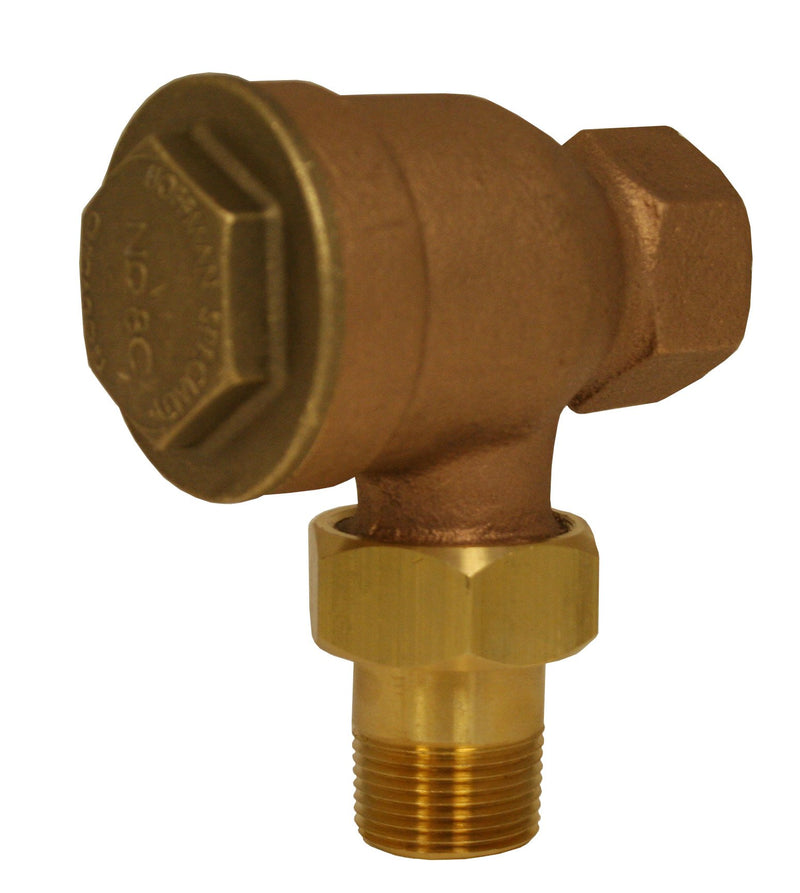 SERIES 8C BLANCED PRESSURE THERMOSTATIC STEAM TRAPS
