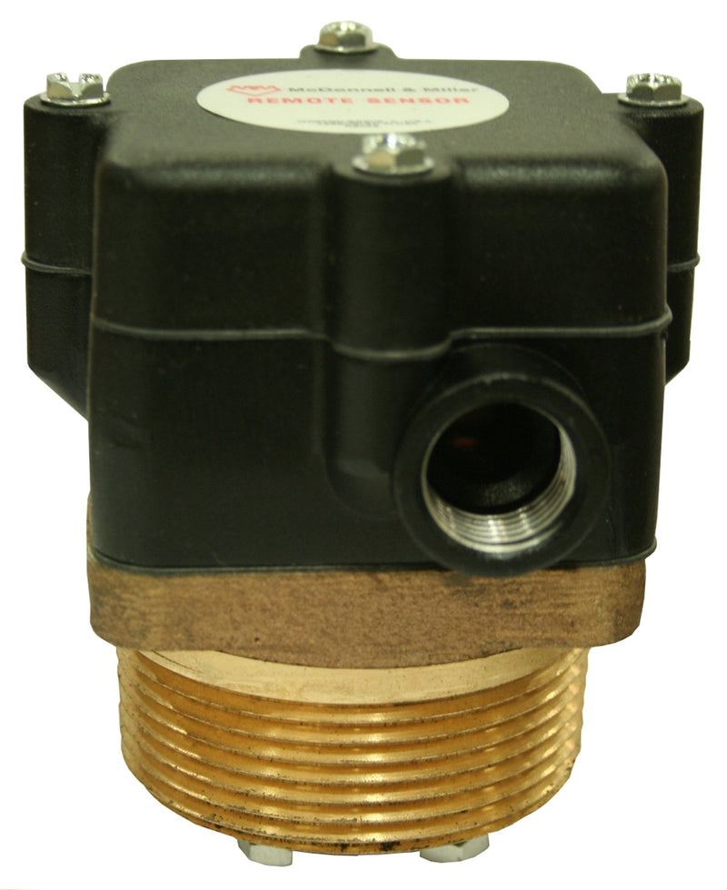 SERIES RS HIGH PRESSURE SENSOR RS-5-BR-1 REMOTE; 4 LEVELS FOR NON-METALLIC TANKS