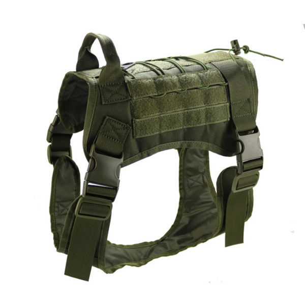 Military Tactical Dog Harness by PresentPet