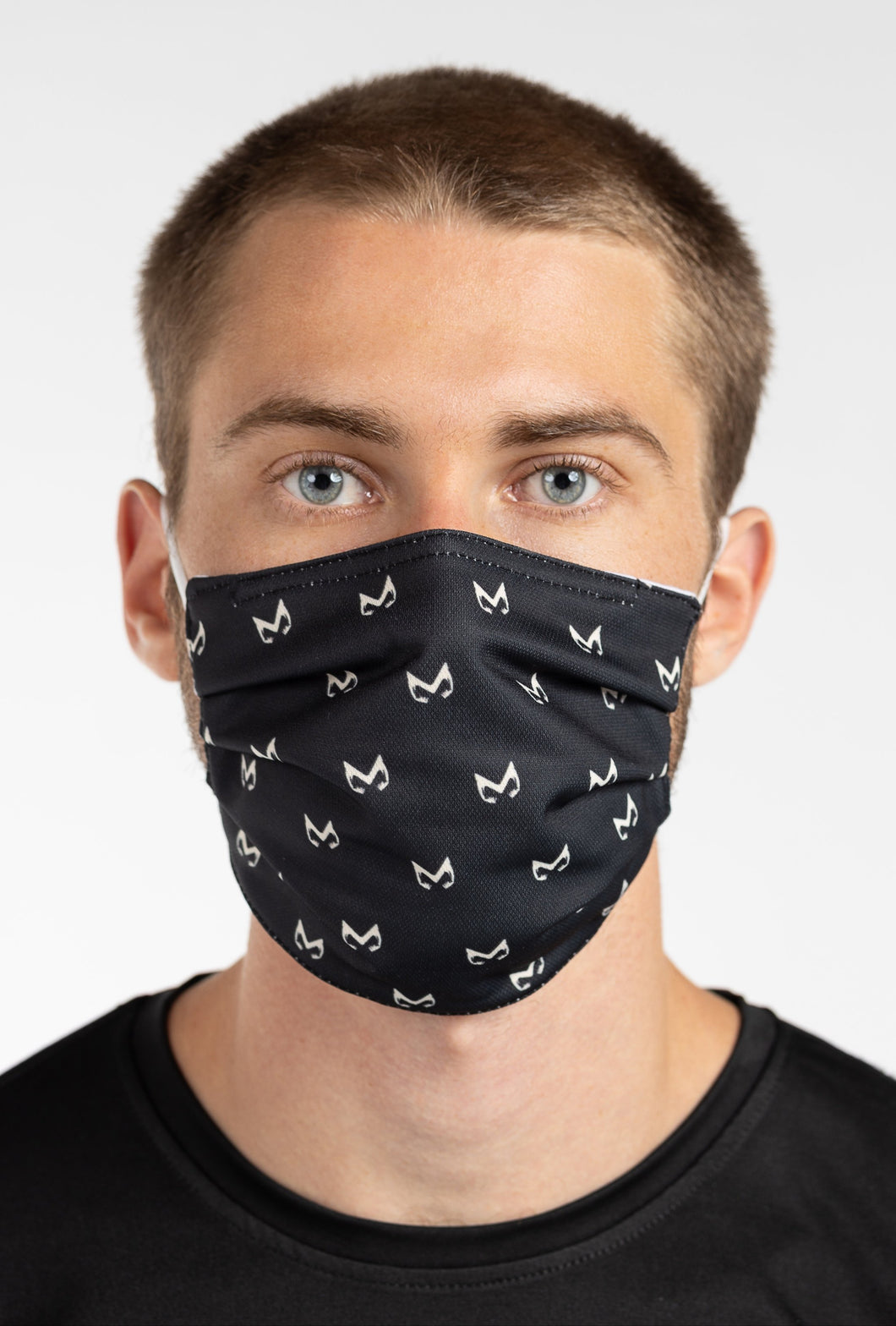 Futuristic Reusable Mask - Sigma Black