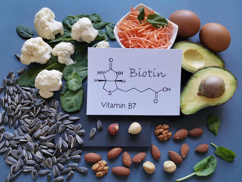Can I get Biotin naturally from foods