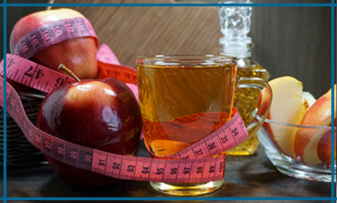 Connection between Apple Cider Vinegar & Weight Loss