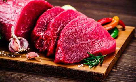 Eat more red meat on a regular basis