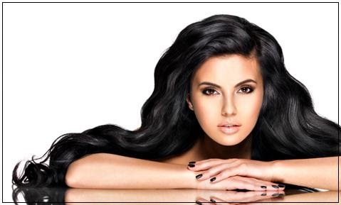 Hair that is longer and more lustrous