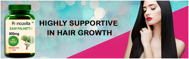 Highly Supportive in Hair Growth
