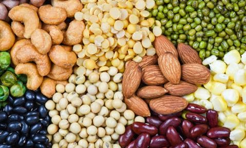 Lentils and Nuts